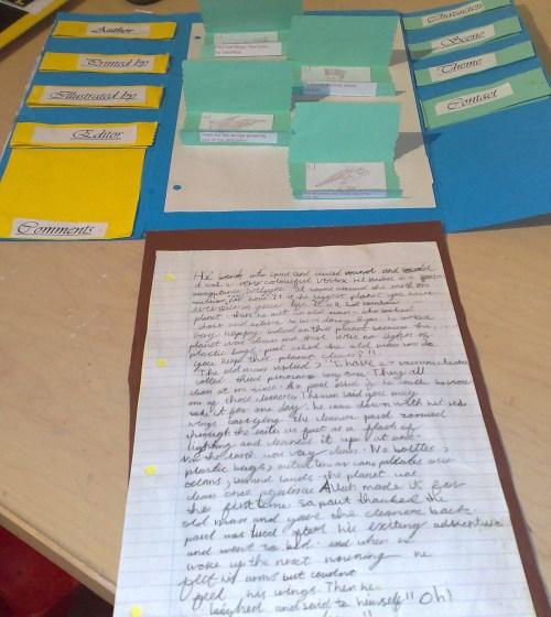 the written work