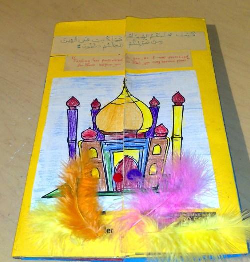 cover, 5 Pillars lapbook
