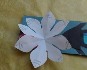 flower fold
